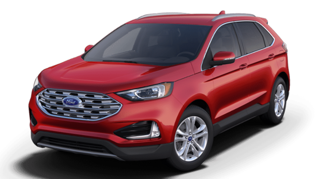 New 2019 Ford Edge SEL Crossover 39274F in Hayward, WI